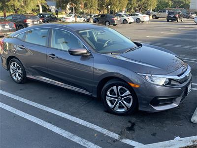 2018 Honda Civic lease in GLENDALE,CA - Swapalease.com