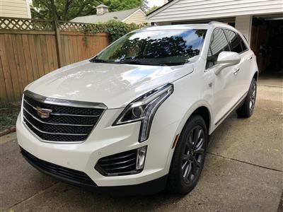 2019 Cadillac XT5 lease in Plymouth,MI - Swapalease.com
