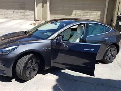 2019 Tesla Model 3 lease in Las Vegas,NV - Swapalease.com