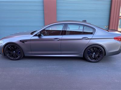 2019 BMW M5 lease in Oxnard,CA - Swapalease.com