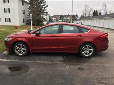 2018 Ford Fusion lease in Brunswick,OH - Swapalease.com