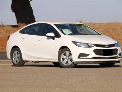 2018 Chevrolet Cruze lease in Englwood,CA - Swapalease.com