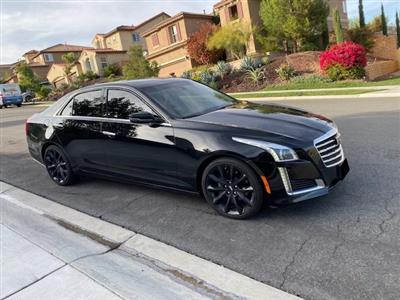 2018 Cadillac CTS lease in Corona,CA - Swapalease.com