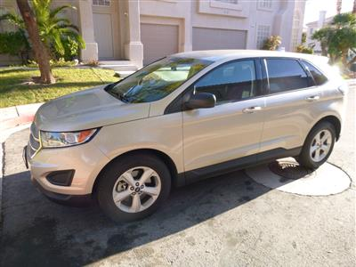 2017 Ford Edge lease in Henderson,NV - Swapalease.com