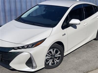 2018 Toyota Prius Prime lease in Los Angeles,CA - Swapalease.com