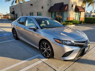 2019 Toyota Camry lease in San Diego,CA - Swapalease.com