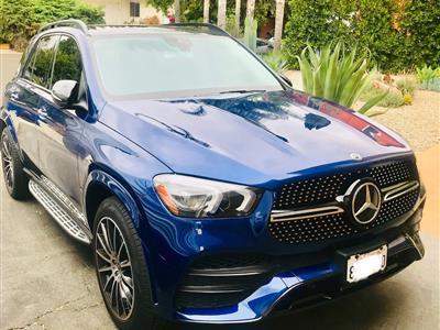 2020 Mercedes-Benz GLE-Class lease in West Hills,CA - Swapalease.com