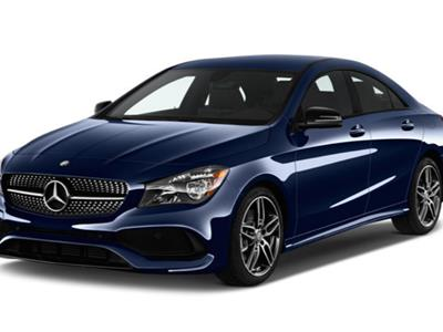 2018 Mercedes-Benz CLA Coupe lease in Allentown,PA - Swapalease.com