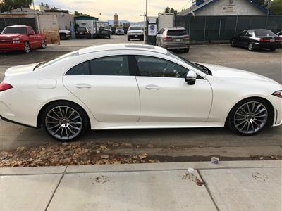 2019 Mercedes-Benz CLS Coupe lease in Ontario,CA - Swapalease.com
