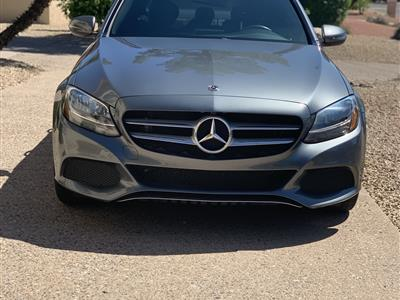 2018 Mercedes-Benz C-Class lease in Scottsdale ,AZ - Swapalease.com