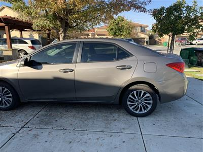 2018 Toyota Corolla lease in Upland,CA - Swapalease.com