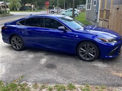 2019 Lexus ES 350 F Sport lease in TAMPA,FL - Swapalease.com