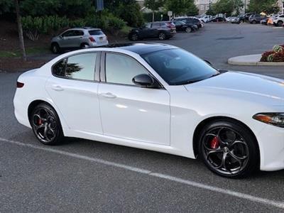 2019 Alfa Romeo Giulia lease in Westwood,NJ - Swapalease.com
