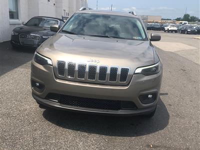 2019 Jeep Cherokee lease in Philadelphia,PA - Swapalease.com