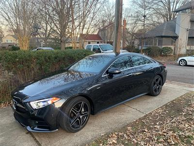 2019 Mercedes-Benz CLS Coupe lease in Annapolis,MD - Swapalease.com