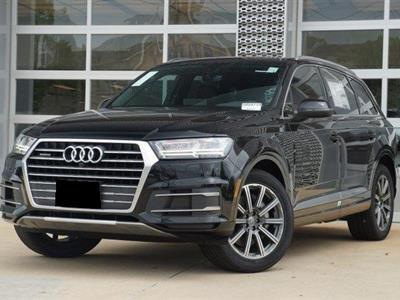 2019 Audi Q7 lease in DEL OCEANO,CA - Swapalease.com