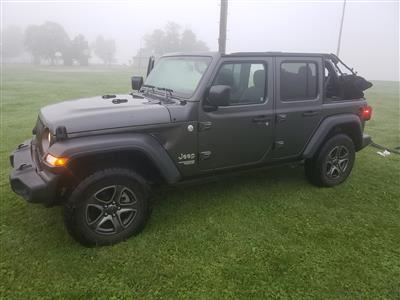 2018 Jeep Wrangler Unlimited lease in brooksville,KY - Swapalease.com