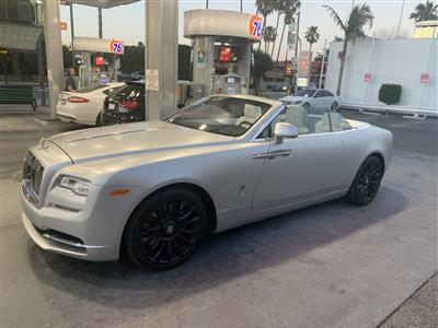 2017 Rolls-Royce Dawn lease in West Hollywood,CA - Swapalease.com