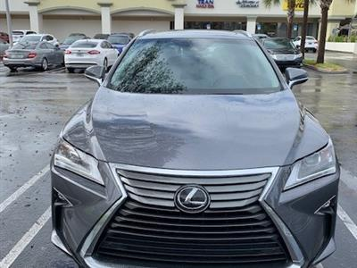 2019 Lexus RX 350 lease in Coral Springs,FL - Swapalease.com