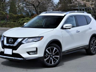 2018 Nissan Rogue lease in Abingdon,VA - Swapalease.com