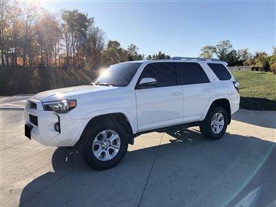 2018 Toyota 4Runner lease in Dayton ,OH - Swapalease.com