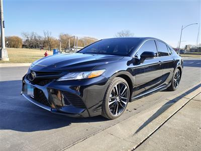 2018 Toyota Camry lease in Villa Park,IL - Swapalease.com