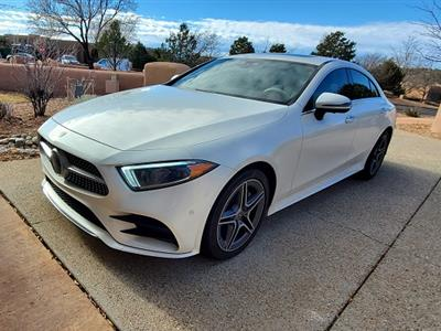 2019 Mercedes-Benz CLS Coupe lease in Santa Fe,NM - Swapalease.com