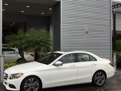 2018 Mercedes-Benz C-Class lease in celebration,FL - Swapalease.com