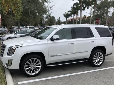 2020 Cadillac Escalade lease in jupiter,FL - Swapalease.com