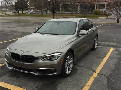 2018 BMW 3 Series lease in Overland Park,KS - Swapalease.com