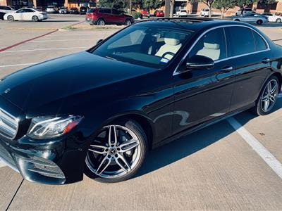2017 Mercedes-Benz E-Class lease in Dallas,TX - Swapalease.com