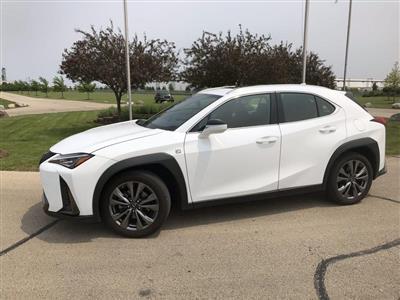 2019 Lexus UX lease in San Clemente,CA - Swapalease.com