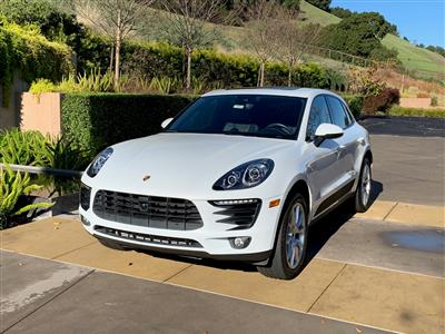 2018 Porsche Macan lease in Danville,CA - Swapalease.com