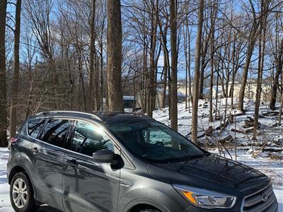 2018 Ford Escape lease in Randolph,NJ - Swapalease.com