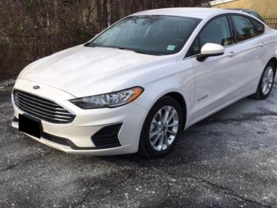 2019 Ford Fusion Hybrid lease in Montclair,NJ - Swapalease.com