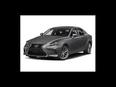 2017 Lexus IS 300 F Sport lease in New York,NY - Swapalease.com