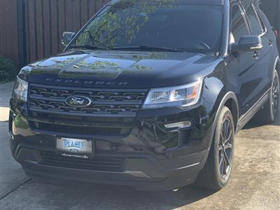2019 Ford Explorer lease in Houston,TX - Swapalease.com