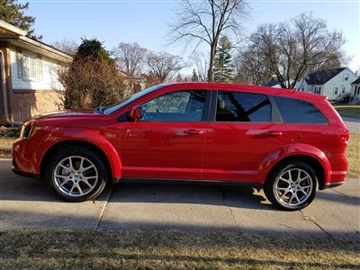 2019 Dodge Journey lease in Maumee,OH - Swapalease.com