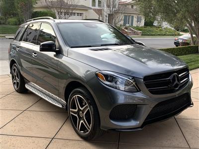 2017 Mercedes-Benz GLE-Class lease in Calabascs,CA - Swapalease.com