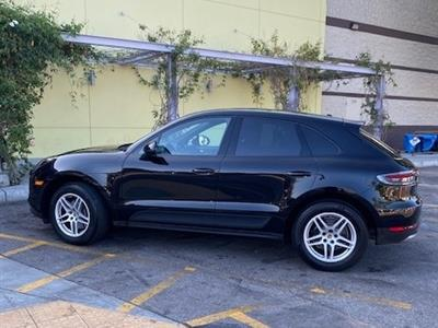 2019 Porsche Macan lease in Los Angeles,CA - Swapalease.com