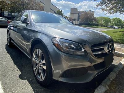 2018 Mercedes-Benz C-Class lease in Basking Ridge,NJ - Swapalease.com