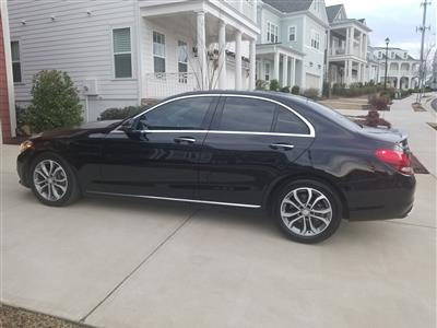 2017 Mercedes-Benz C-Class lease in Roswell,GA - Swapalease.com