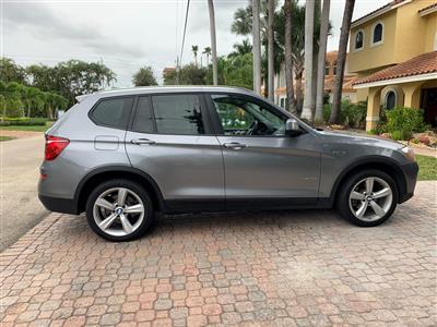 2017 BMW X3 lease in Del Ray Beach,FL - Swapalease.com