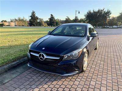 2017 Mercedes-Benz CLA Coupe lease in Orlando,FL - Swapalease.com