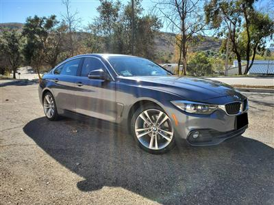 2019 BMW 4 Series lease in Agoura Hills,CA - Swapalease.com