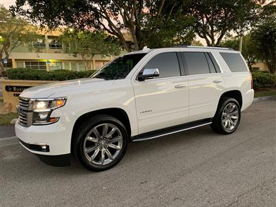 2016 Chevrolet Tahoe lease in Miami,FL - Swapalease.com