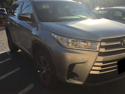 2019 Toyota Highlander lease in Waco,TX - Swapalease.com