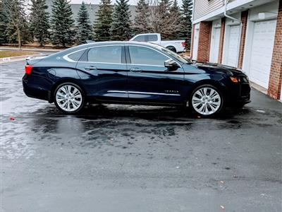2019 Chevrolet Impala lease in Sterling Heights,MI - Swapalease.com