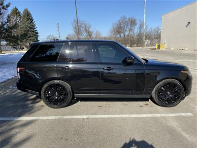 2019 Land Rover Range Rover lease in Pontiac,MI - Swapalease.com