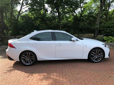 2018 Lexus IS 300 F Sport lease in Huntington,NY - Swapalease.com